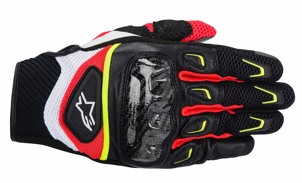 Guantes - Alpinestars Guantes Motocross S-mx 2 Air Carbon