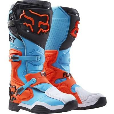 Fox Head Botas Motocross Fox Head Comp 8 - N° 48 - #16451246