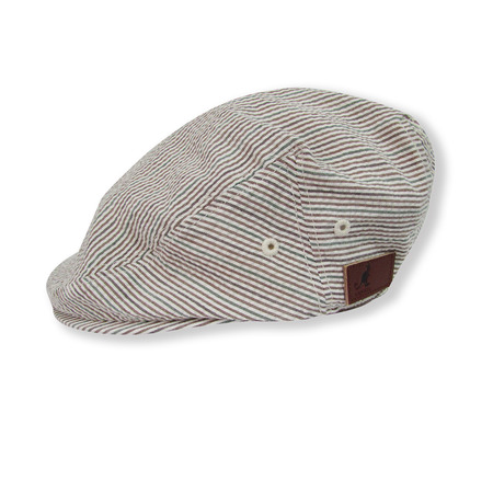 Sombreros - Kangol Boina Pinstripe Fitted Cap