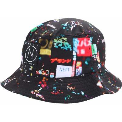 Sombreros - Neff Gorro City Lights Bucket #15f00008651