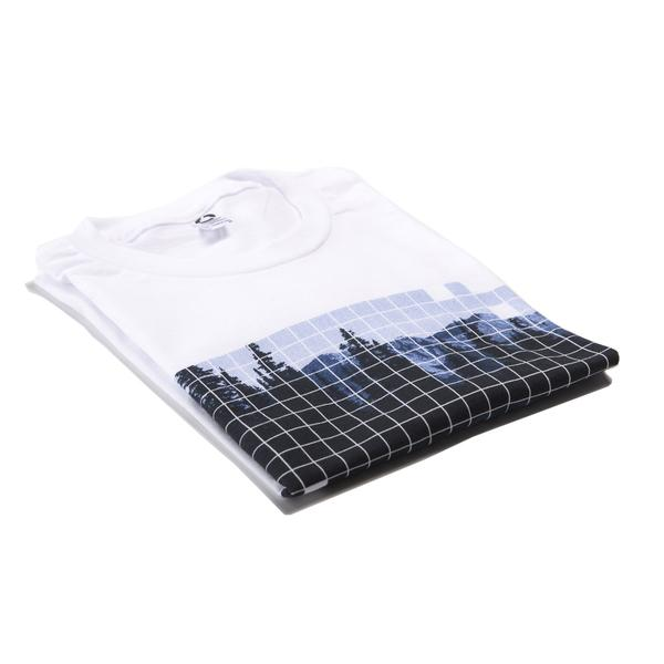 Tees - Concrete Coast Mountain Grid Tee