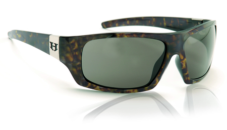Sunglasses - Hoven Vision EASY Emerald Tort - Polarized