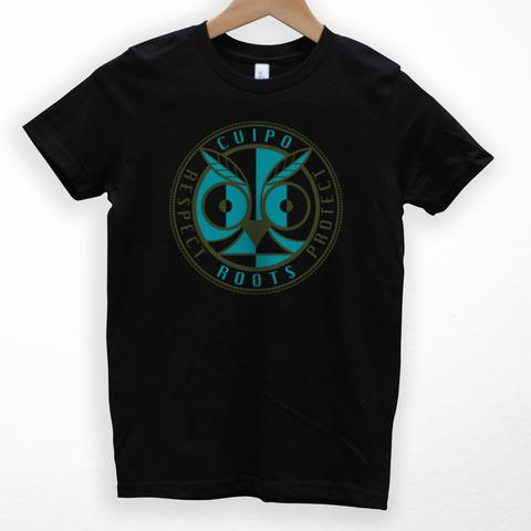 Tees - Cuipo Owl Emblem Youth Tee