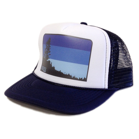 Ball Caps & Snapbacks - Rise Designs Tahoe Blues Hat