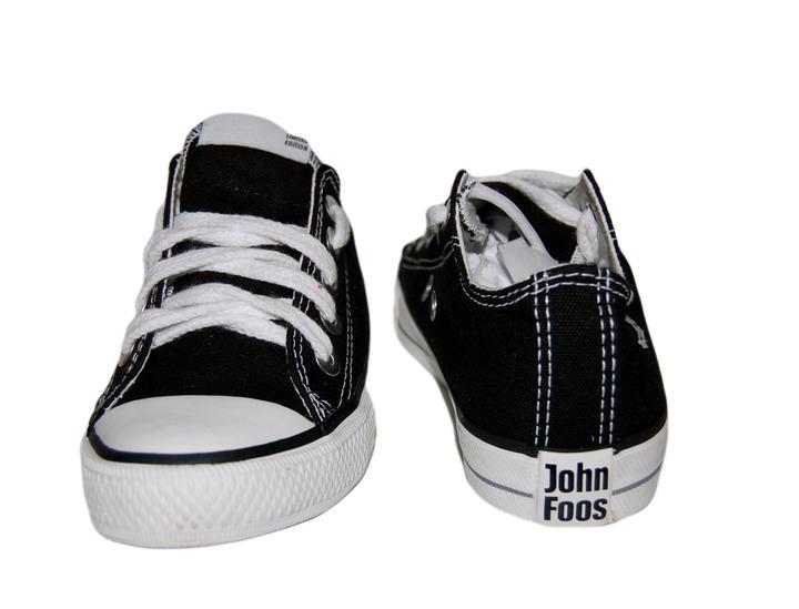 Zapatillas , John Foos Zapatilla Tween Classic