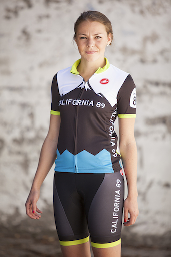 More - California 89 Women's Bike Jersey