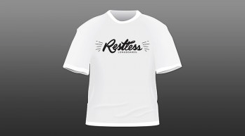 Tees - Restless Longboards Restless T-Shirt