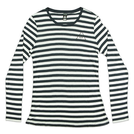 Long Sleeve - STZ Fine Stripe LS Tee