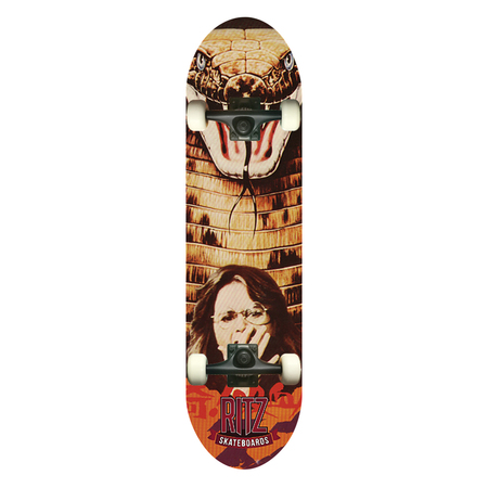 Completos - Ritz Skateboard Completo Scary