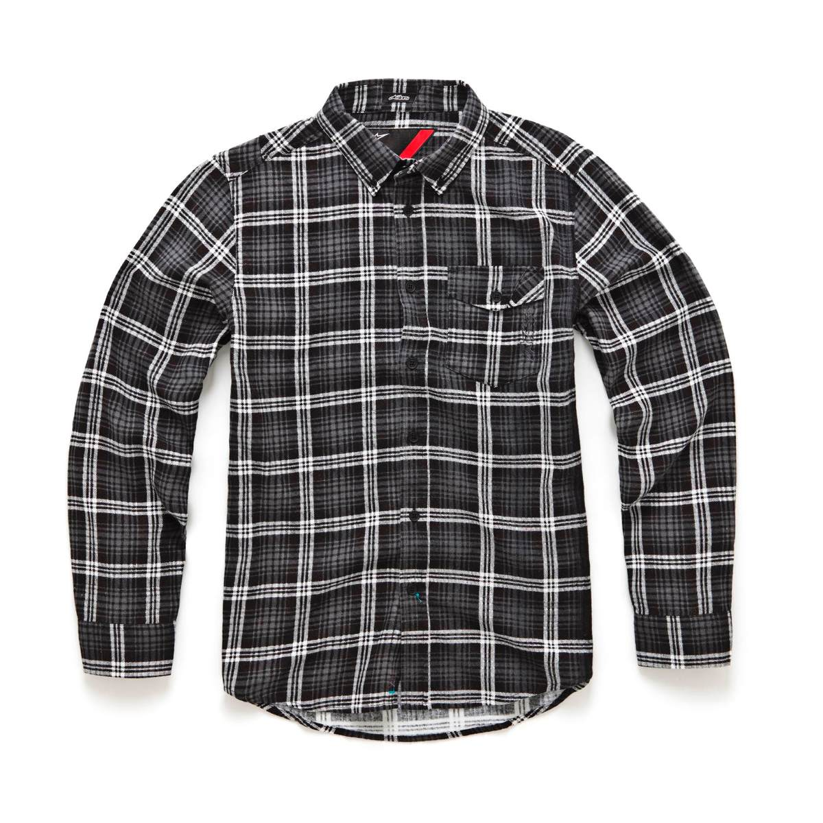 Mangas Largas - Alpinestars Camisa Level L/s