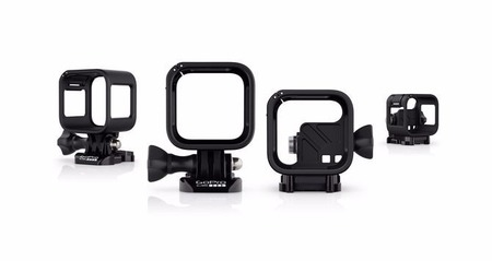 "Accesorios - GoPro CARCAZA HERO SESSION ""THE FRAME"""