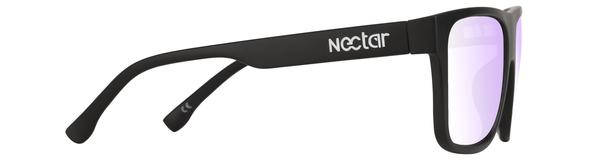 Sunglasses - Nectar Sunglasses BLACK HIBRO