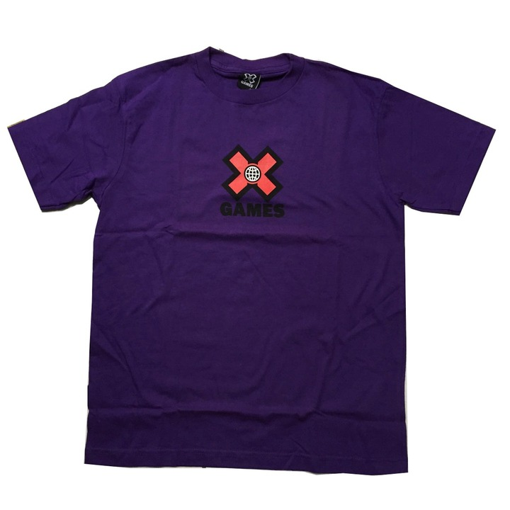 Mangas Cortas - X Games Remera Soft Kids