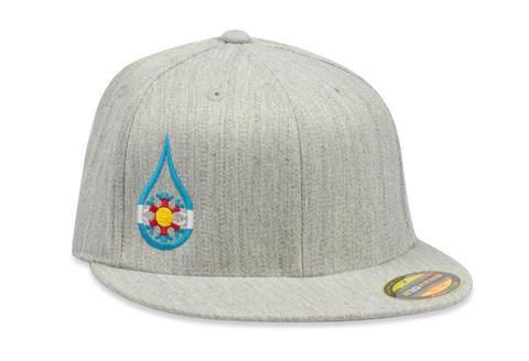 Ball Caps & Snapbacks - Kind Design Kind Colorado 210 Fitted Cap