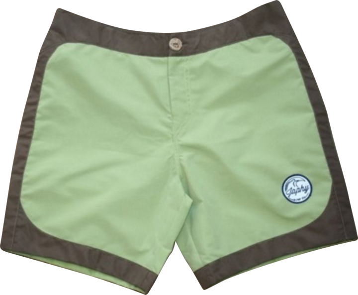 Board Shorts - Japhy Surf Co Michel Junod Signature Trunk
