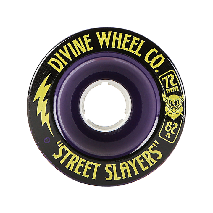 Wheels - Divine Street-Slayers-72mm-Purple