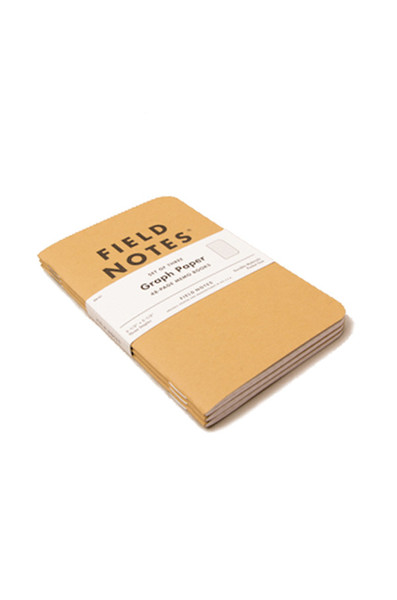 Travel - TAHOEMADE Leather Field Notebook Cover