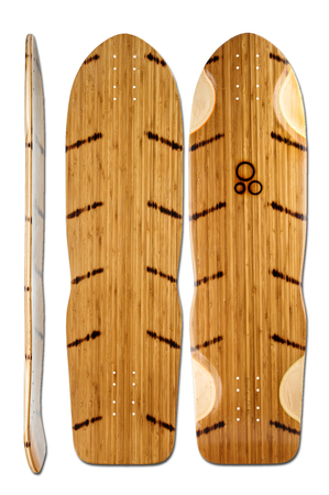 Boards - Holesom Longboards Sex Kitten - complete