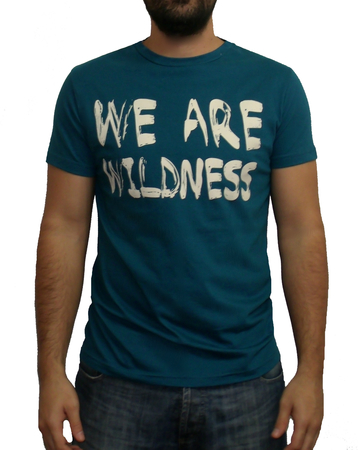 Mangas Cortas - Blueridge Remera Wildness