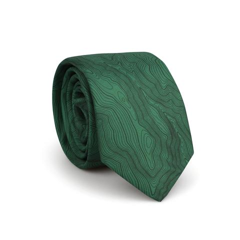 Tees - Kind Design TOPO TIE / FOREST