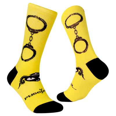 Socks - Cuipo Puscifer Cuff Band Socks
