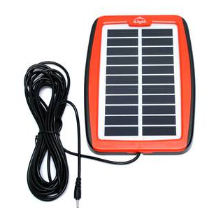 Travel - D.light Design LED Solar Panel