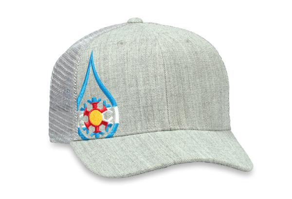 Ball Caps & Snapbacks - Kind Design Kind Colorado Trucker Cap