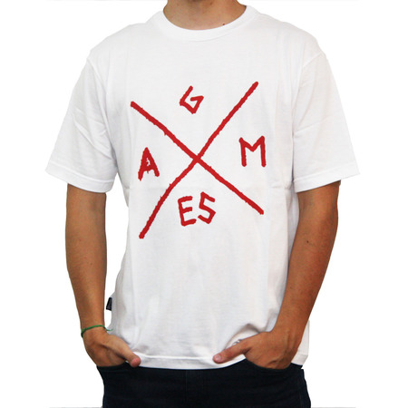 Mangas Cortas - X Games Remera Cross