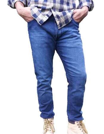 Jeans - Blueridge Jean Blue
