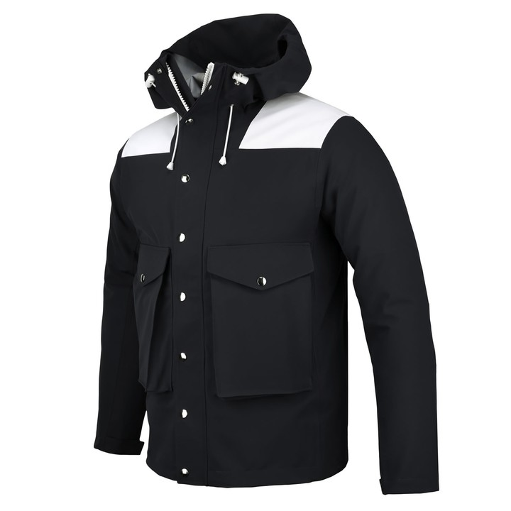 The American Mountain Co. No. 907 Gentlemen's High-Altitude Hardshell Jacket
