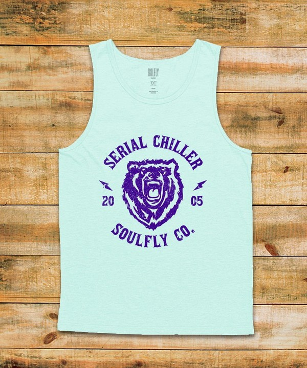Musculosas - Soulfly Musculosa Serial Chill