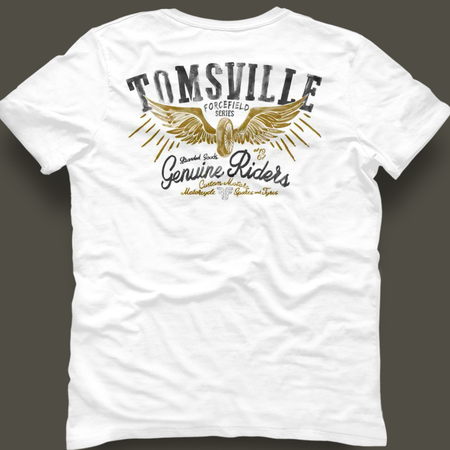 Mangas Cortas - Forcefield Remera TomsVille