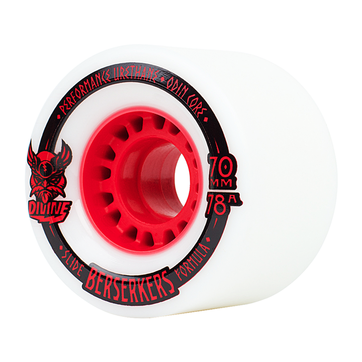 Wheels - Divine Berserkers-70mm-78a