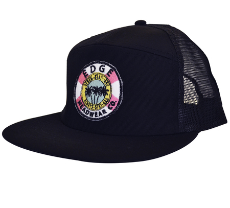 Truckers - Edge Gorra Navy Trucker