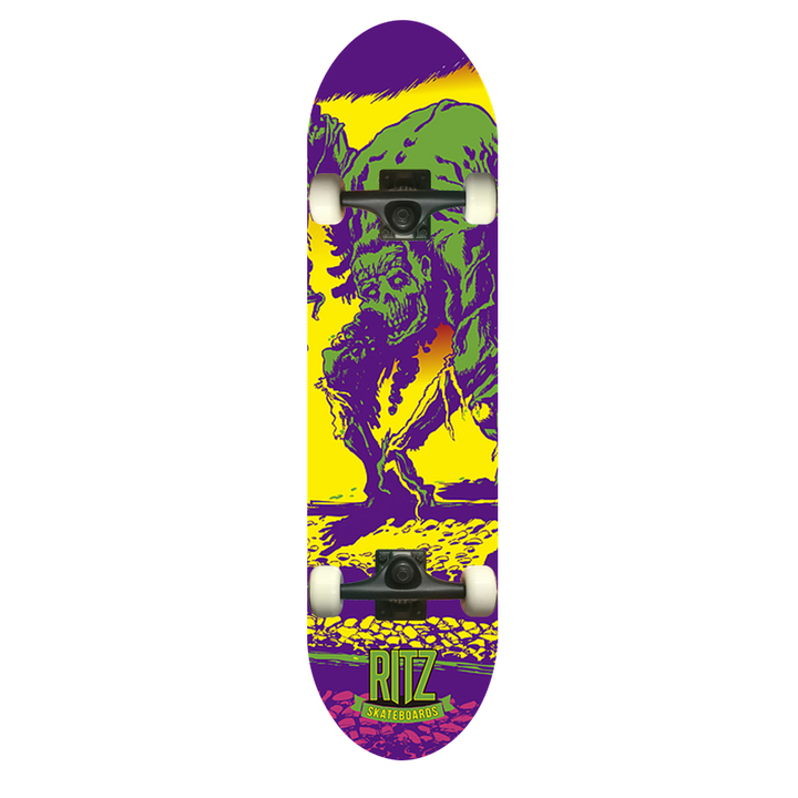 Completos - Ritz Skateboard Completo Gigant