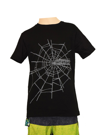 Mangas Cortas - Bothrops Remera Spider