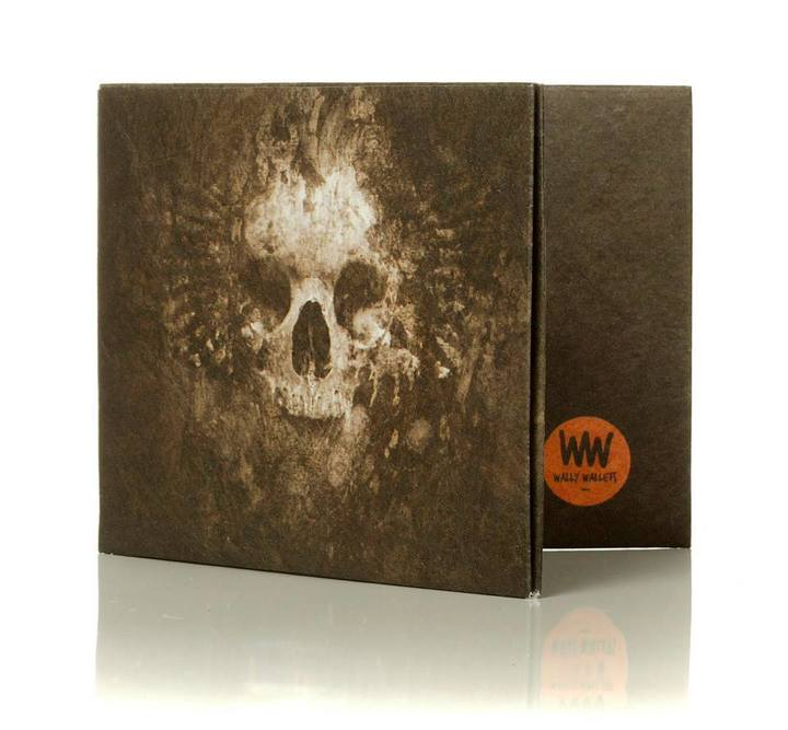 Billeteras - Wally Wallets Billetera Calavera
