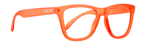 Sunglasses - Nectar Sunglasses ORANGE - RADIOACTIVE