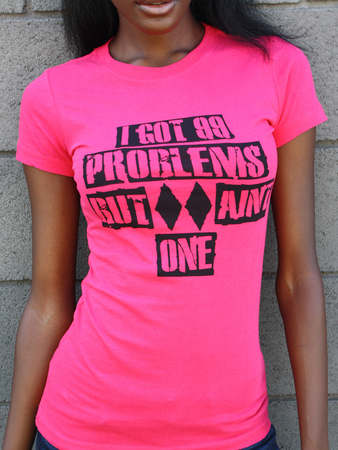 Tees - Flipside Fresh 99 Problems