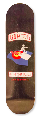 Boards - Colorado Skateboards Rip'er Deck