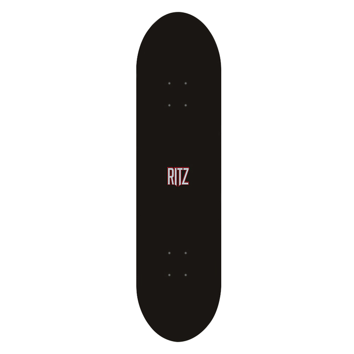 Completos - Ritz Skateboard Completo Skeleton