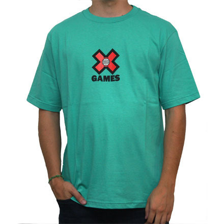 Mangas Cortas - X Games Remera Soft Corp