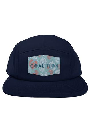 All Mountain - Coalition Snow Coalition Logo 5 Panel Hat