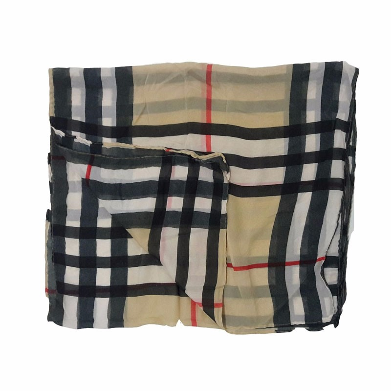 Pashminas - Fight For Your Right Pashmina Burberry