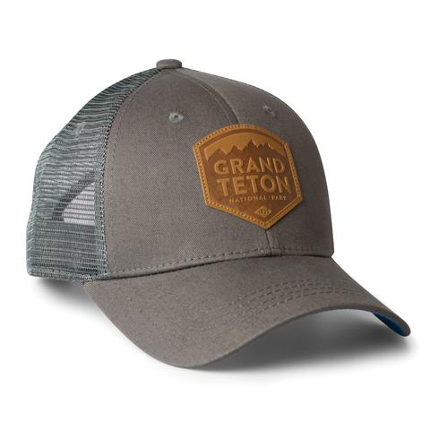 Ball Caps & Snapbacks - Kind Design GRAND TETON NATIONAL PARK CAP