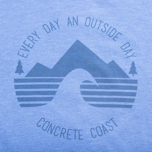 Tees - Concrete Coast Outside Tee