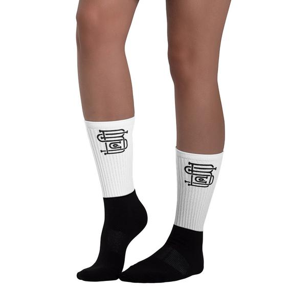 Boards - Salemtown Board Co Emblem Socks