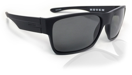 Sunglasses - Hoven Vision FUTURE Black on Black / Grey Polarized