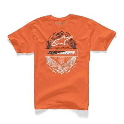 Mangas Cortas - Alpinestars Remera Beams