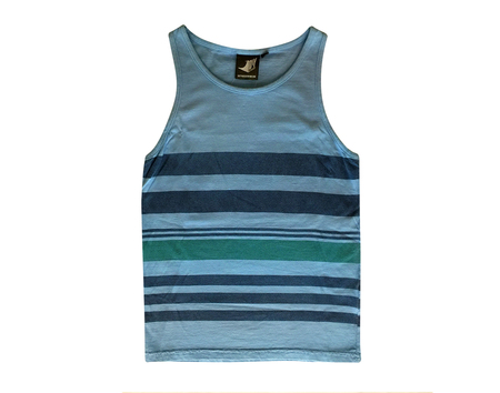 Musculosas - Do It Yourself Musculosa Stripe dye
